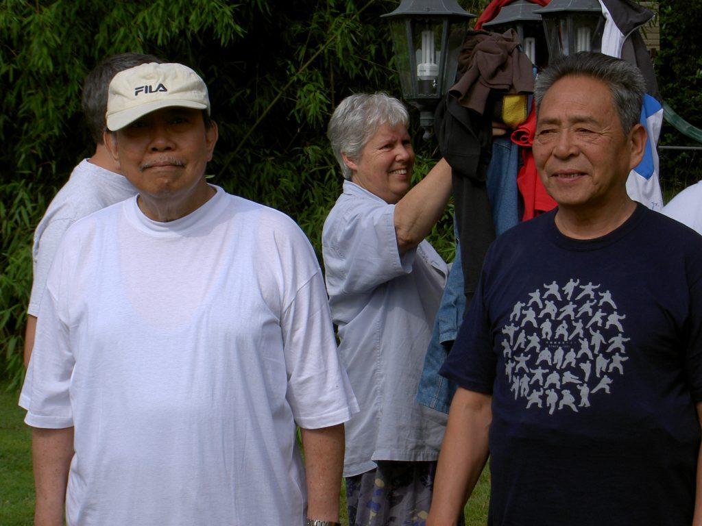 Xinyi Hunyuan Taijiquan Workshop 2004