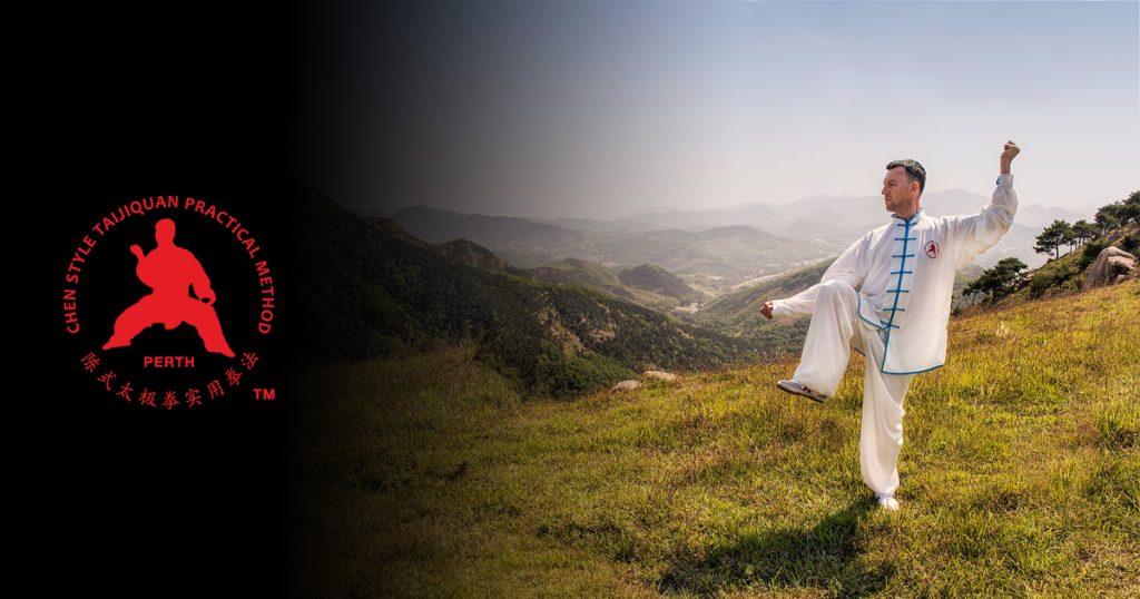 Shifu James Strider on Daqingshan Mountain in China - 2018