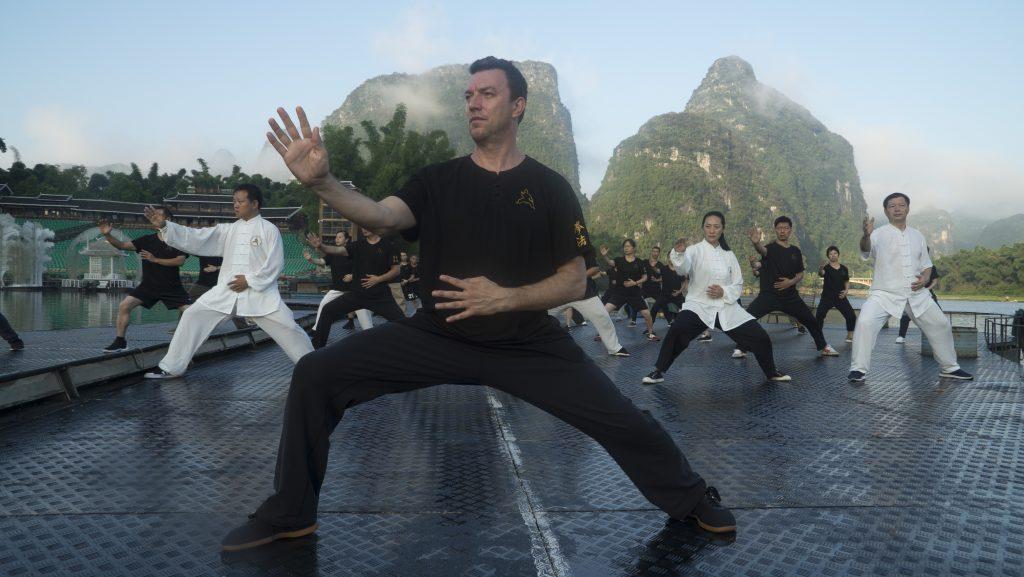 Sifu James in Yangzhou - 2019